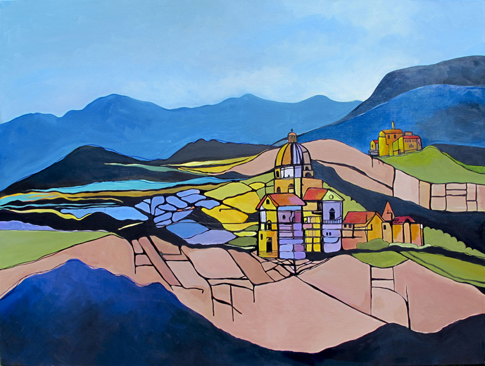 Landscapes-Italy-Painting_1